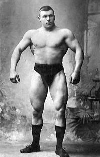 how to build a strongman physique